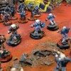 Horus Heresy Game set in the Schism of Mars